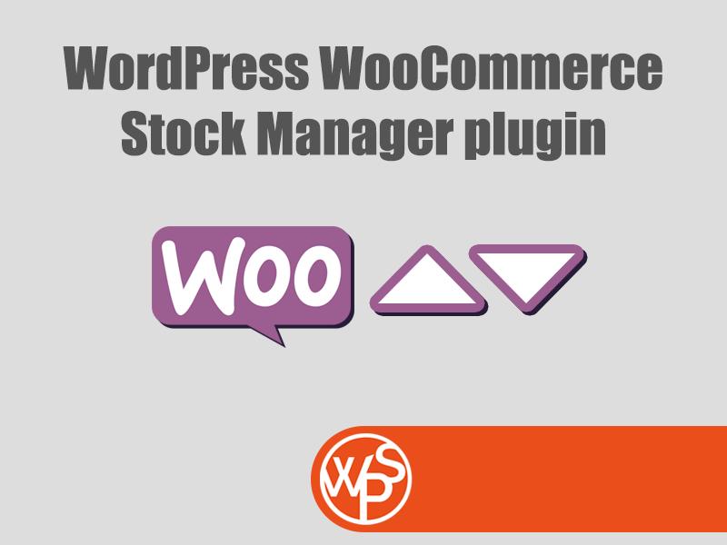 WordPress WooCommerce Készletkezelő bővítmény