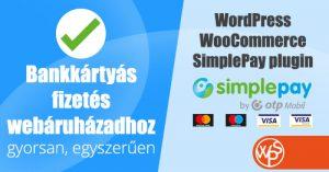 WordPress WooCommerce OTP SimplePay Bővítmény